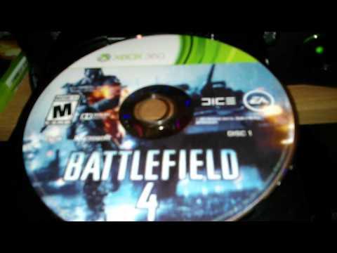 Battlefield 4 no hard drive problem