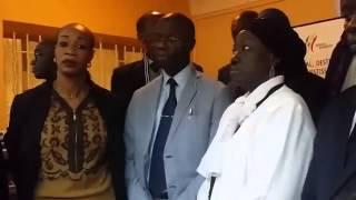 Los senegaleses detenidos en Gambia pronto libres