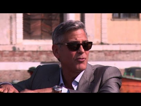 Party fever in Venice as stars descend for Clooney wedding