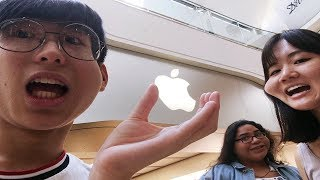 I go broke for airpods (ft. a crappy unboxing)