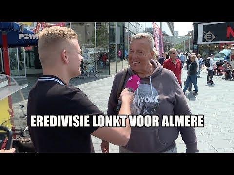Eredivisie lonkt voor Almere