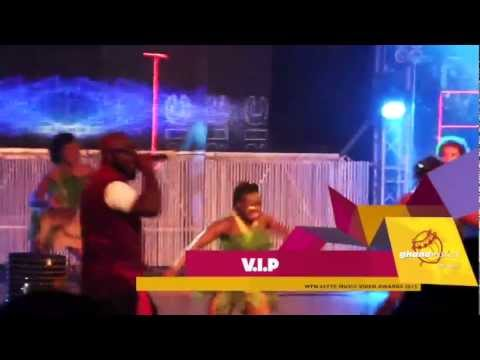 VIP - - MTN 4Syte TV Music Video Awards 2012