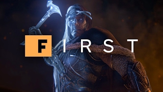 Shadow of War Weapons and Gear Detailed IGN First