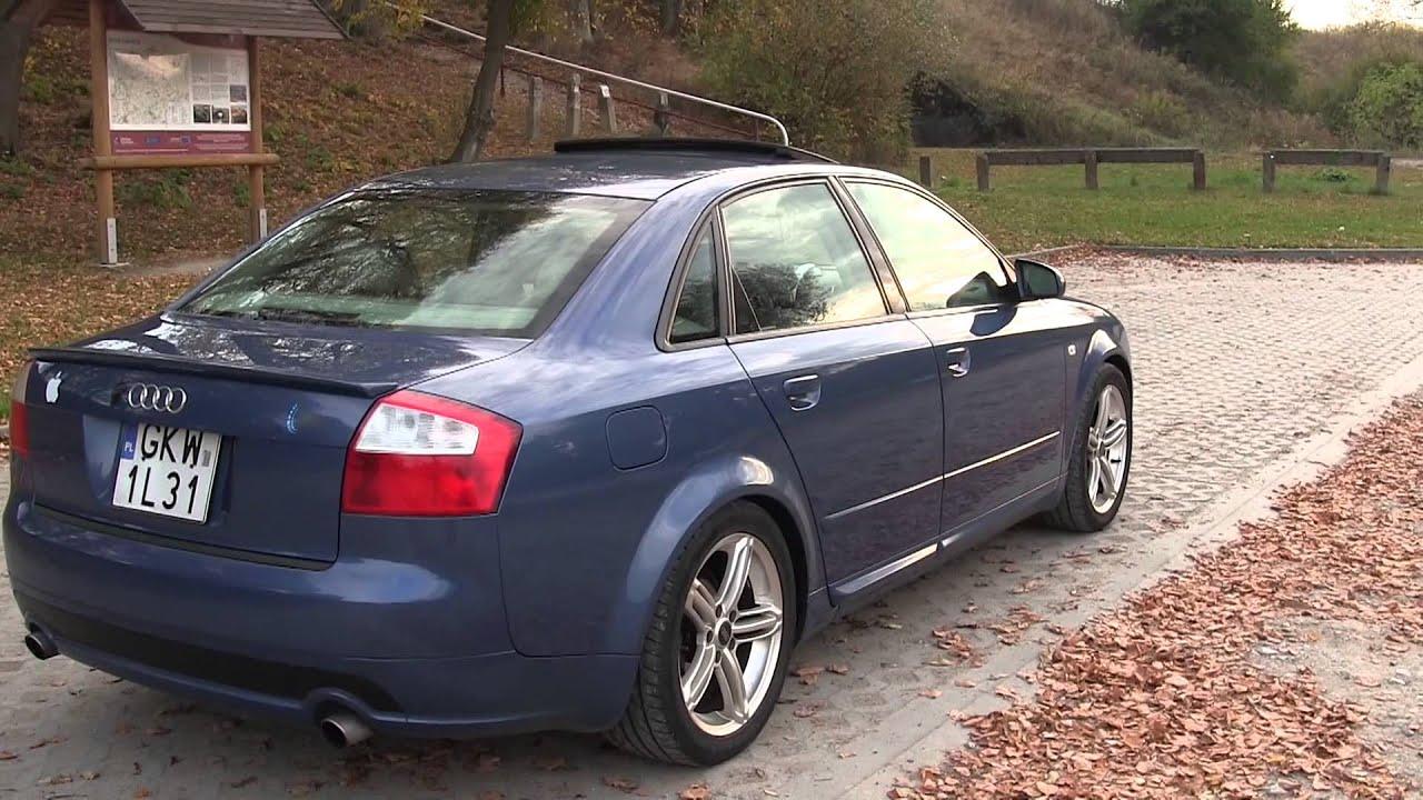 Audi a4 b6 Kombi Audi a4 b6 1.8t S-line Quattro