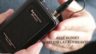 Best budget wireless lavaliere, Saramonic SRWM4C review