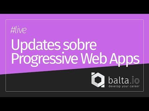 Progressive Web Apps 2018 #baltacast