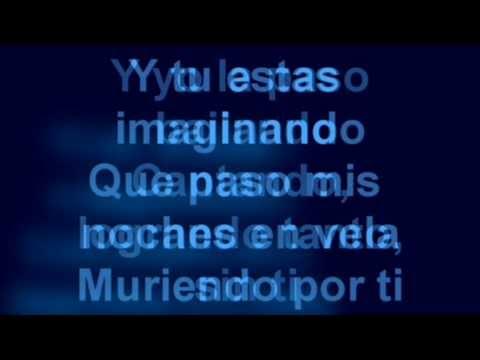 Gloria Trevi-Me rio de ti Letra