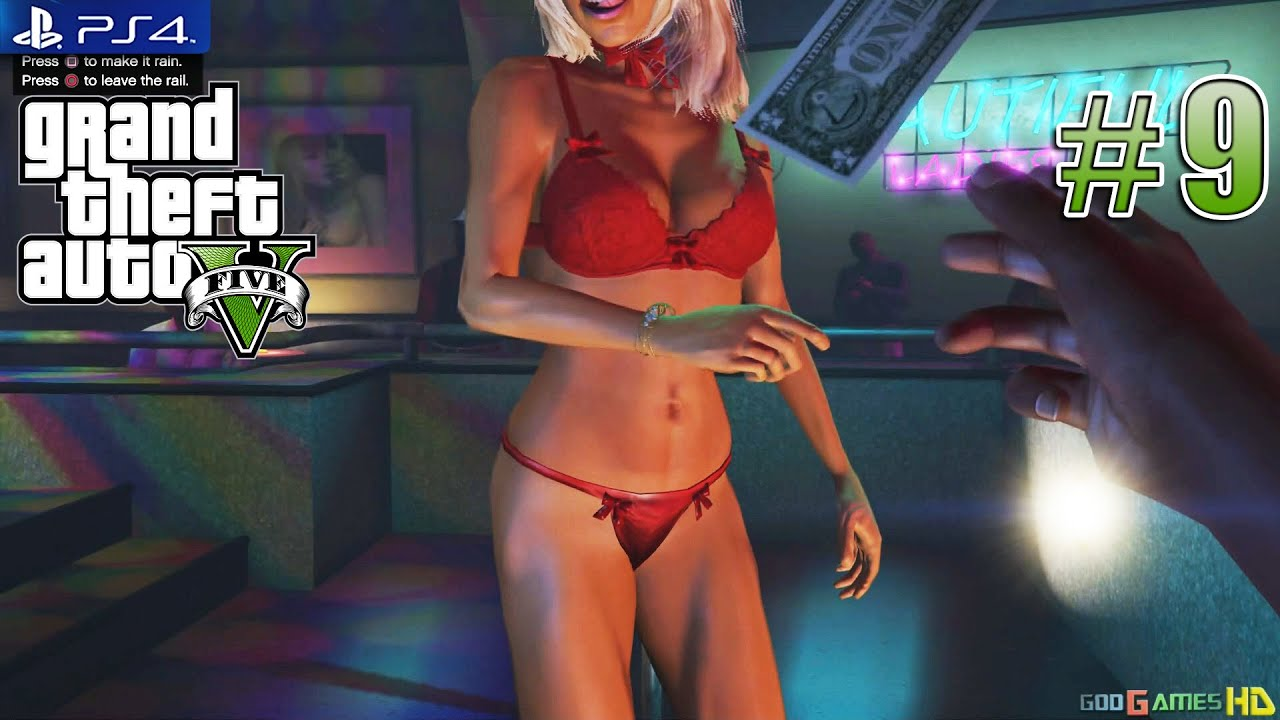 Hookers naked in gta xxx image