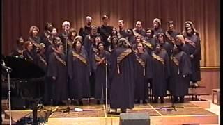 Blues Gospel United Voices of Praise (Milwaukee) Twelve Gates In The City 4/16/1999