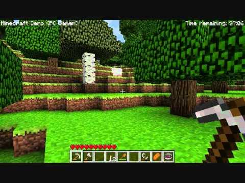 Minecraft Pc Demo Features Minecraft PC Gamer Demo YouTube - Skin para minecraft pc gamer demo