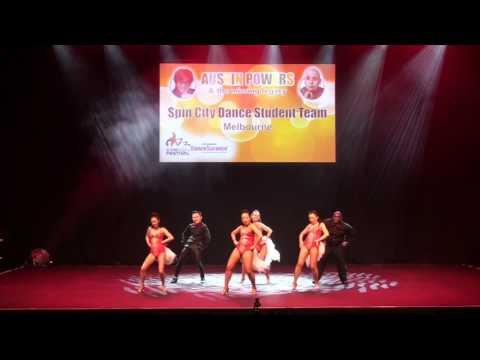 Sydney Latin Festival 2017 - SPIN CITY DANCE STUDENT TEAM