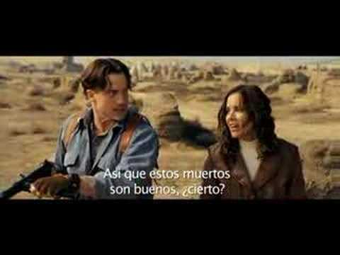 La Momia 3 TRAILER OFICIAL The Mummy 3 MOVIE