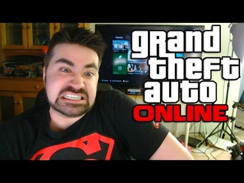GTA V Online Angry Impressions