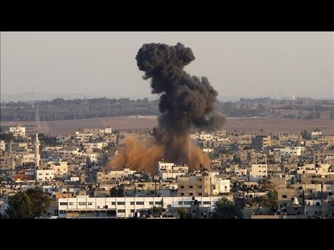 Israel and Hamas Broaden Hostilities