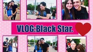 VLOG:Black Star. KReeD. Mot. Natan