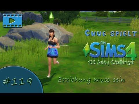 Die Sims 4  - 100 Baby Challenge - Erziehung muss sein #119 [deutsch, german, Vampire, lets play]