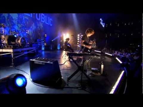 OneRepublic - Apologize ( Live Walmart Soundcheck )
