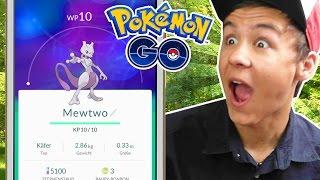 AUF DER SUCHE nach MEWTWO! | Pokémon GO [Deutsch/HD]