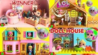 LOL Surprise Dolls Dollhouse Stories Compilation
