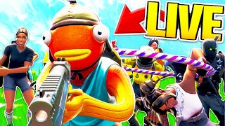 OPEN LOBBY STREAM SNIPES LIVE // JOIN NOW! (iFeloh Fortnite Stream)