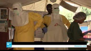 غينيا- حملة تلقيح تجريبية للقضاء على وباء إيبولا