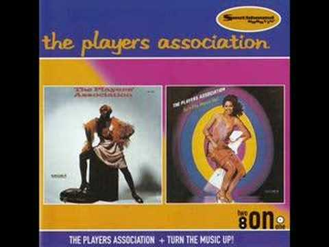 TURN THE MUSIC UP ! / THE PLAYERS ASSOCIATION