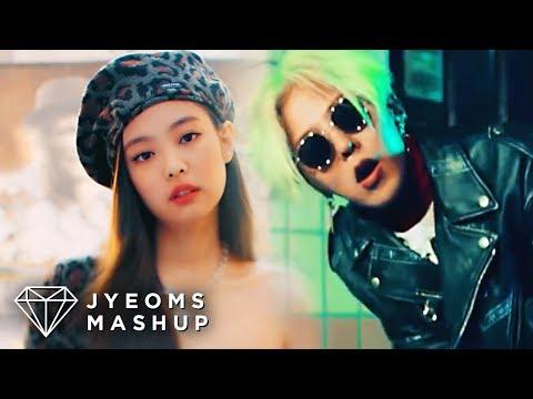 JENNIE & BIGBANG - SOLO X FXXK IT (MASHUP) [feat. PLAYING WITH FIRE & MIC DROP]