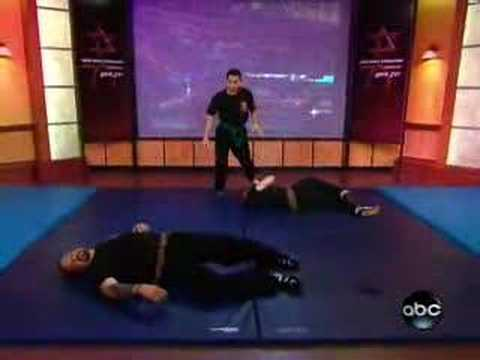 Krav Maga on Good Morning America Now