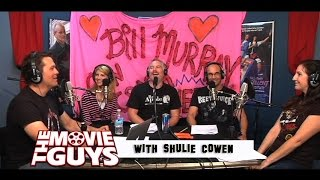 THE MOVIE SHOWCAST - BILL MURRAY CAN CRASH HERE (w/Shulie Co...