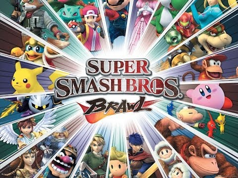 Descargar E Instalar Super Smash Bros Brawl PC Full Español [MEGA]