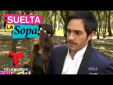 Suelta La Sopa | Mauricio Ochmann reacciona a la muerte de su exnovia Adriana Campos |