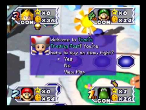 Mario Party 3 - Just Luck! xD (Nigcatt) - User video