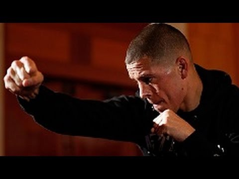 TUF 18 Finale: Nate Diaz Pre-Fight Interview
