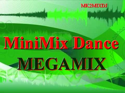 MEGAMIX DANCE - Megamix 2013 / Remix For Mix Amateur