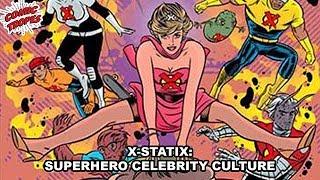 X-Statix: Superhero Celebrity Satire