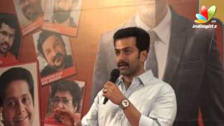 Memories - prithviraj funny Speech Memories Success Meet I meghana raj, Jeethu Joseph I Hot Malayalam News