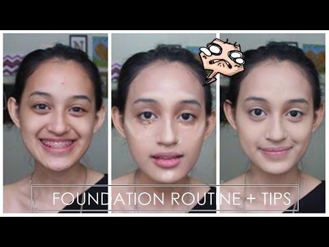 Flawless Foundation Routine Tutorial & Tips (Beginner Series)