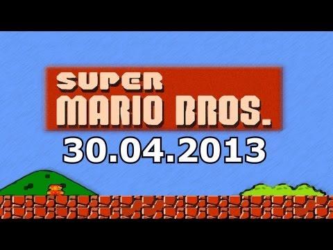 Super Mario Brazzers! Запись стрима от 30.04.13 video