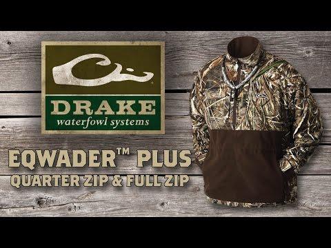 Eqwader™ Plus 1/4 Zip & Full Zip