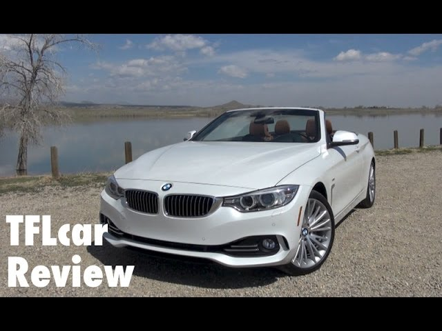 2014 BMW 435i Convertible Quick Take Review: Is 4 better than 3?