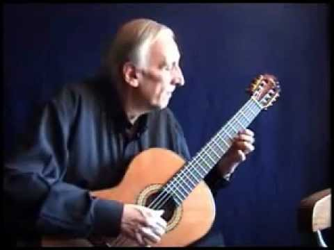 Johann Sebastian Bach - Gavotte BWV 1012 by Cesar Amaro
