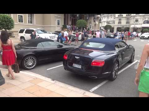 Life in Monaco Cannes Nice,Supercars
