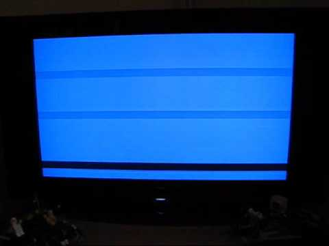 Goodmans LCD TV HDMI Thomson HDTV Problem???