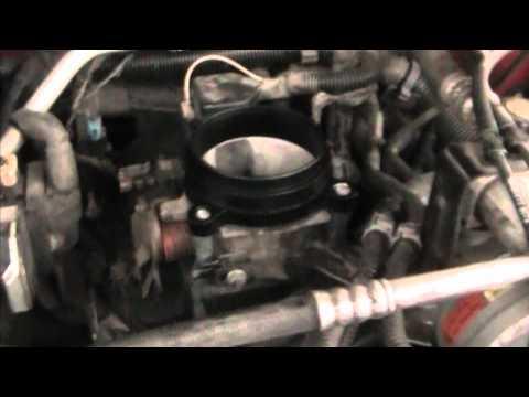 K&N FIPK CAI Install on a 4.3L Vortec V6 GMC Sierra
