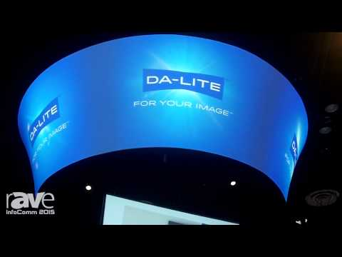 InfoComm 2015: Da-Lite Shows Off Design Center Capabilities
