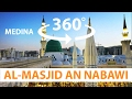 Al Masjid An Nabawi Medina Or Madinah Or Madina Day Saudi Arabia 4K HD 360 VR Virtual Reality 3D mp3