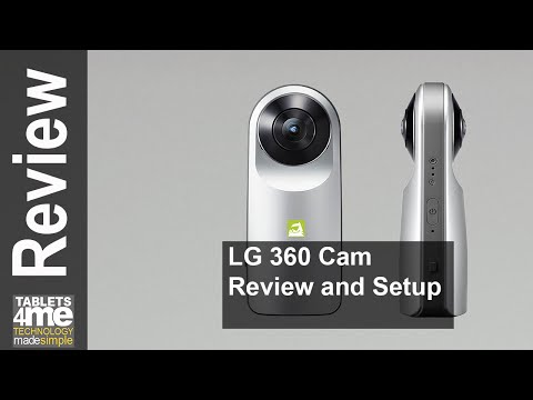 LG 360 CAM Review and Setup - Best Affordable 360