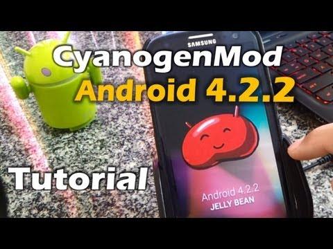 [Tutorial] Android 4.2.2 JB CyanogenMod 10.1 Samsung Galaxy S3