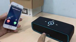 Mở hộp và trải nghiệm Loa Bluetooth Cloud Fox BS7