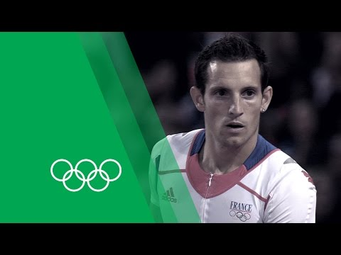 Pole Vault legend Sergey Bubka on Olympic champion Renaud Lavillenie | Greats On Greats